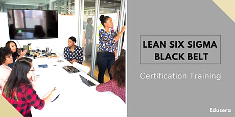 Lean Six Sigma Black Belt (LSSBB) Certification Training in  Quebec, PE tickets