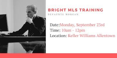 BRIGHT MLS Training