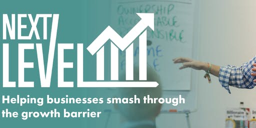 NEXT LEVEL Helping businesses smash through the growing barrier