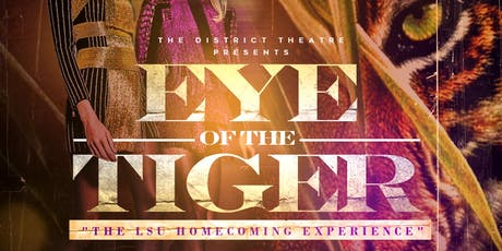 LSU Homecoming Experience tickets