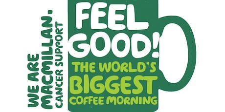 Our customer Giant Training invite you to Macmillian Coffee Morning tickets