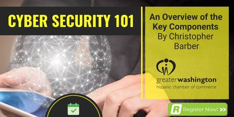 Cyber Security 101 for Small Businesses tickets