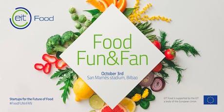 Food FUN&FAN entradas