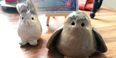 Playing with Clay: Autumn Workshop tickets