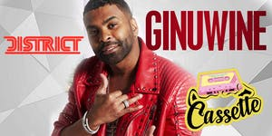 Ginuwine Live At Cassette ATL At District Discount Tic...