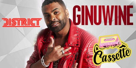 Ginuwine Live At Cassette ATL At District Discount Tickets Available tickets