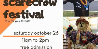 Scarecrow Festival FREE admission