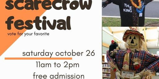 Scarecrow Festival FREE admission