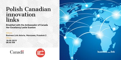 Polish Canadian innovation links
