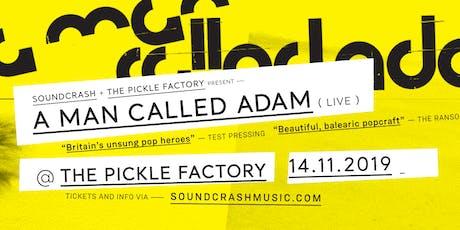 A Man Called Adam tickets