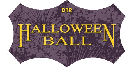 DTR Halloween Ball tickets