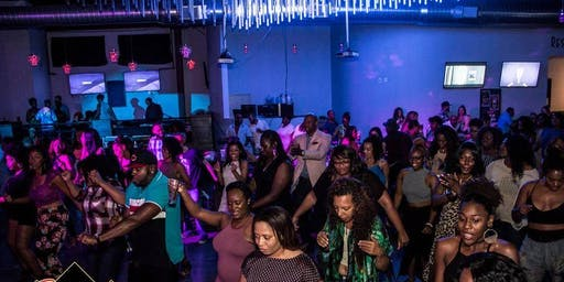 Uptown Fridays 10.11 | R&B + Hip-Hop