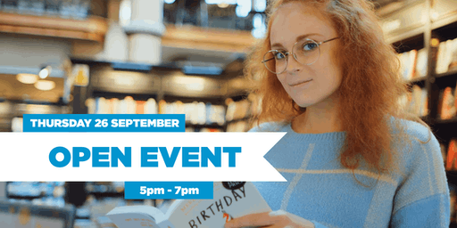 Bradford College and University Centre Open Event - 26 September 2019