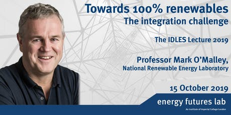 Towards 100% renewables: The integration challenge tickets