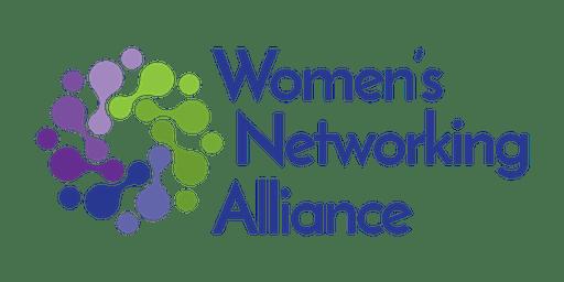Women's Networking Alliance Ch. 140 September Meeting