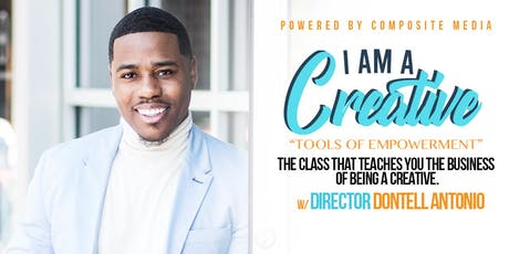 I Am A Creative (The Business Of Being A Creative) tickets