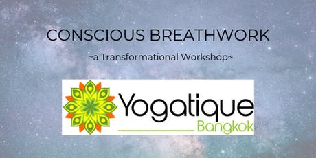 Conscious Breathwork tickets