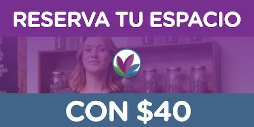 RESERVA BARCELONETA | Cannabis Training Camp | 21 & 22 de Septiembre | CannaWorks Institute