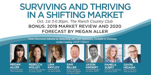 Surviving and Thriving in a Shifting Real Estate Market
