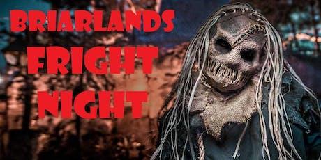 Briarlands Halloween Fright Night tickets