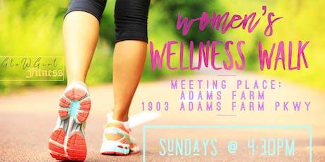 Women's Wellness Walks tickets