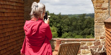 Mindful Photography for Wellbeing Workshop tickets