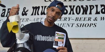 "Coasten South Presents FAMU HC 2019 ""WhoosieWorks"" Fall Art Exhibition & Hip Hop Showcase"