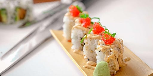 Handmade Sushi Rolls - Cooking Class by Golden Apron™