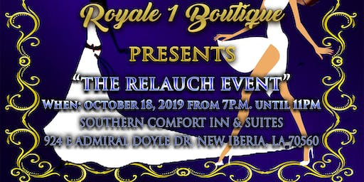 The Relaunch Event