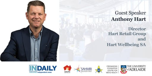 2019 SA Men's Health Business Breakfast  - hosted by the Freemasons Foundation Centre for Men's Health