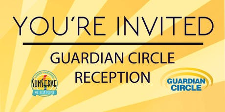 SunServe Guardian Circle Reception tickets