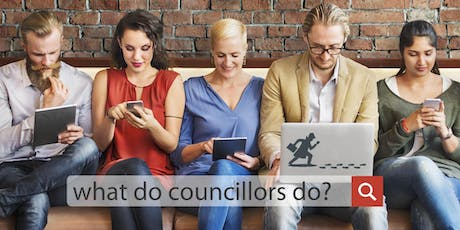 Democracy Seekers: What do councillors do? tickets
