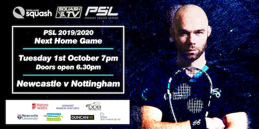 PSL Northumberland Club/ Newcastle Uni V Nottingham