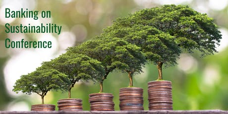 Banking on Sustainability Conference tickets