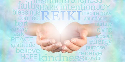 Usui/Holy Fire® III Reiki levels I & II - for personal or professional use