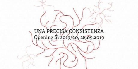 DISTACCO - FRANCESCA PROIA E MARCO MIGLIAVACCA biglietti