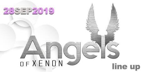 ANGELS OF XENON POR UN DIA entradas