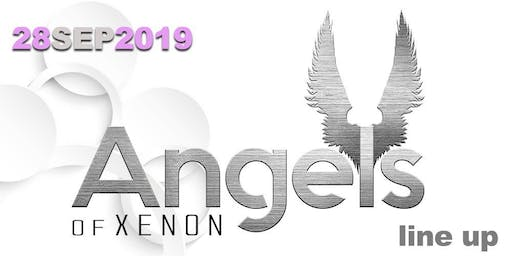 ANGELS OF XENON POR UN DIA