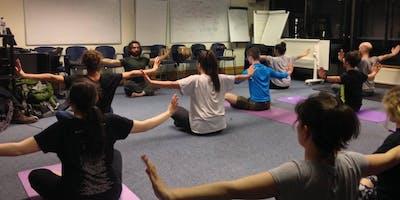 Weekly Yoga & Meditation @ University of Glasgow
