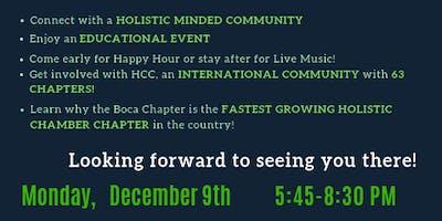 Boca HCC December HOLIDAY Event!
