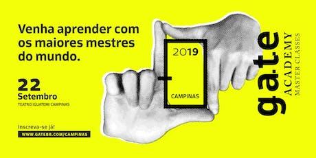 G.A.T.E. Academy - Campinas tickets