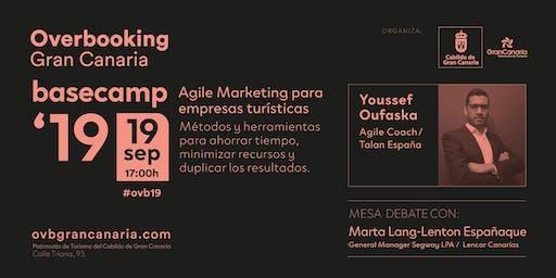 Overbooking Gran Canaria: Basecamp Septiembre 2019