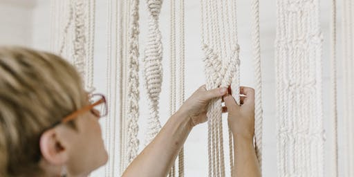 Gathered. Macrame Workshop!