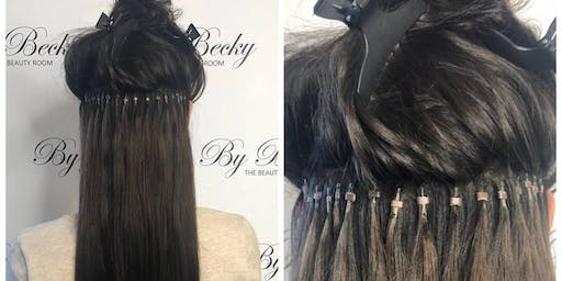 HAIR EXTENSION MASTER CLASS - SUSSEX