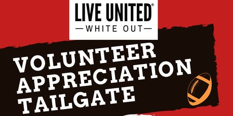 Volunteer Appreciation Tailgate tickets