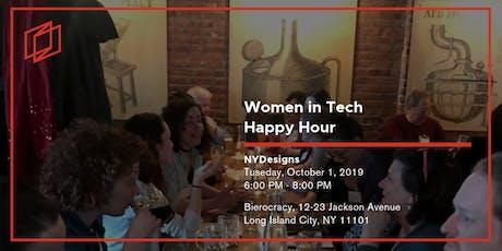 Women in Tech Happy Hour tickets