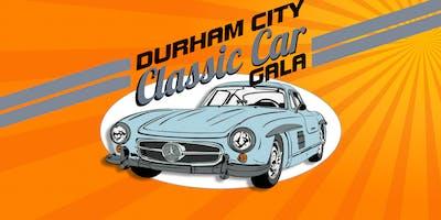 Durham City Classic Car Gala (2020) 31st August 2020