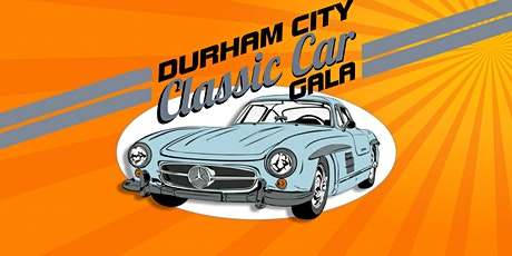 Durham City Classic Car Gala (2020) 31st August 2020 tickets