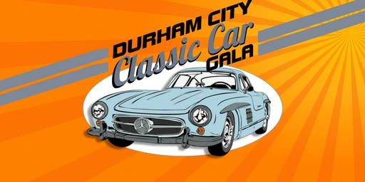 Durham City Classic Car Gala (2020) 31st August 2020