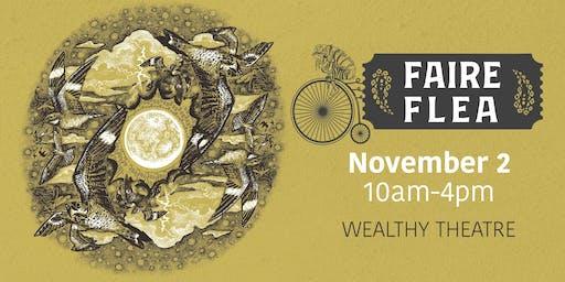 November Faire Flea GR